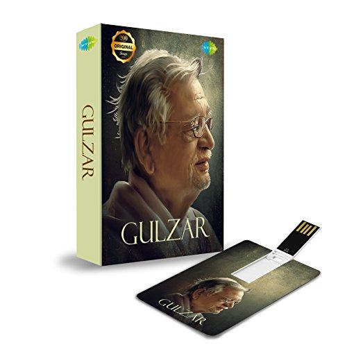 Music Card: Gulzar - 320 Kbps Mp3 Audio 4 GB
