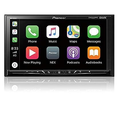 Pioneer-DMH-1500NEX-Digitaler-Media-Receiver-mit-178-cm-7-Zoll-WVGA-Display-Apple-CarPlay-Android-Auto-integriertes-Bluetooth