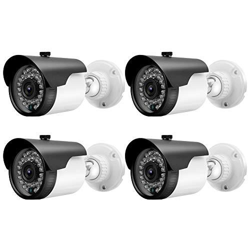 Cámara de vigilancia analógica híbrida PAL/NTSC IR-CUT Cámara de vigilancia analógica híbrida 4-en-1 AHD/TVI/CVI/CVBS 4-en-1 AHD/TVI/CVI/CVBS(NTSC)