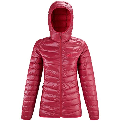 MILLET Tilicho Hoodie W Insulated Jacket, Womens, Tibetan Red, M