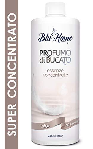 BLU HOME Perfume Concentrado para la Ropa (Talco, 500 ml)