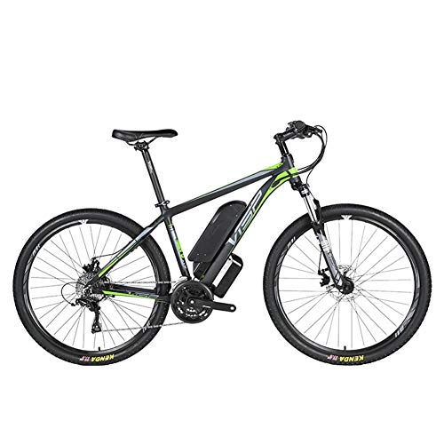 D&XQX Bicicleta eléctrica Montaña (26-29 Pulgadas), con Gran Capacidad extraíble de Iones...