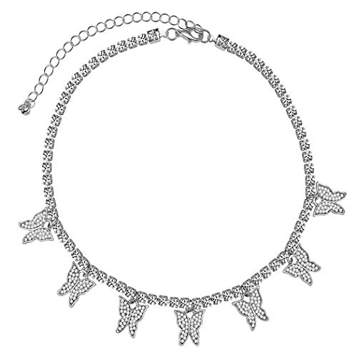 (50% OFF Coupon) Butterfly Necklace $7.49