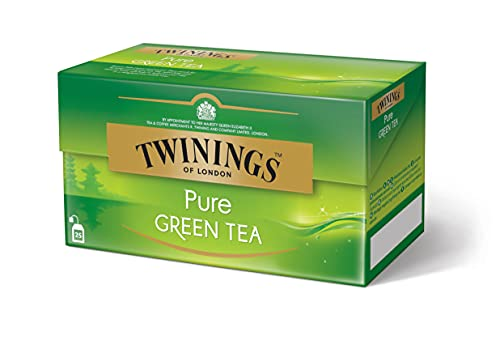Twinings Tè Verde, 25 x 2g