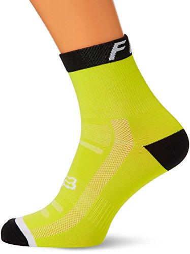 Fox Socken 6 Logo Trail Flo 18465-130-S/M, Yellow, Größe S/M