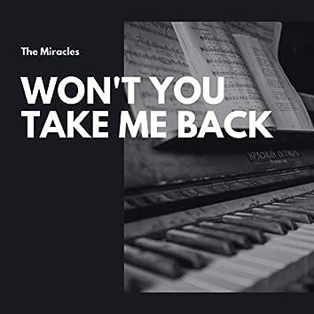 Won't You Take Me Back