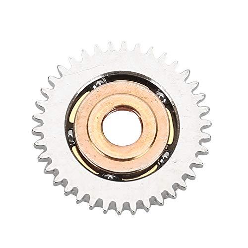 Huakii 【Cadeau d'Avril】 Reloj mecánico 2824-2 Rodamiento de Martillo automático, W Watch Rodamiento de Martillo automático, Durable para reparación de Relojes Movimiento Reloj de Pared Piezas