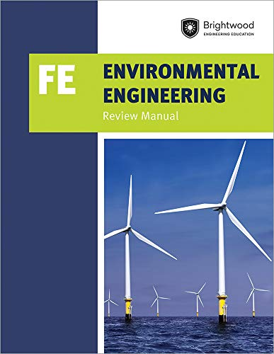 Environmental Engineering: FE Review Manual