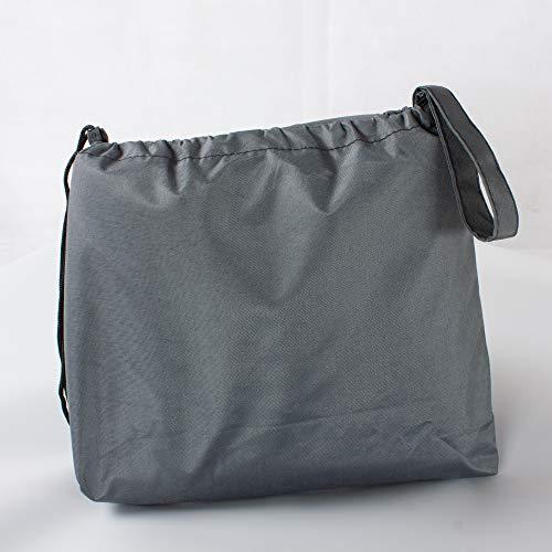 Hentex Cover Schutzhülle für Lounge Chair Gartenbank 2-Sitzer Abdeckung Loungesofa - 7