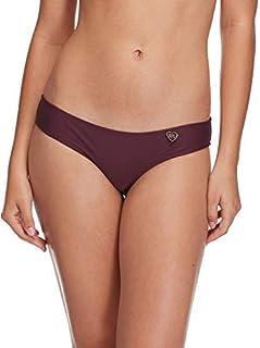 Body Glove Women's Smoothies Eclipse Solid Surf Rider Bikini Bottom Swimsuit Smoothies Porto Medium [並行輸入品]