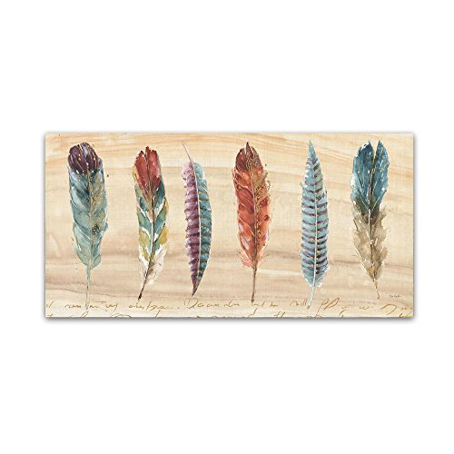 Spiced Nature XII by Lisa Audit, 16x32-Inch Canvas Wall Art