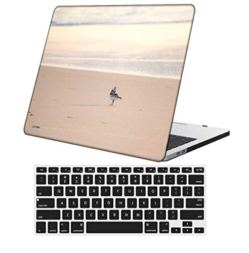 NKDCase Case for MacBook Pro 13 inch Retina Model A1425/A1502 Cut Out Design,Plastic Ultra Slim Light Hard Case Keyboard Cover Compatible MacBook Pro 13 inch No CD ROM/Touch,Animal B 0211