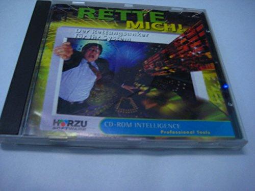 Rette mich. CD- ROM für Windows 3.1/95/ NT. Der Rettungsanker für Ihr System