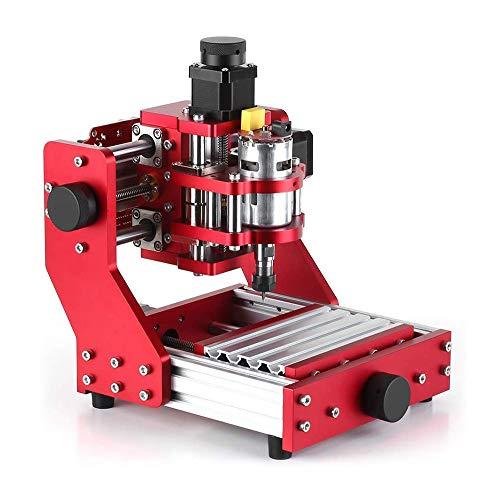 DSED Sculpture Outils Gravure Pro Imprimante 3D Machine Bricolage routeur imprimante Plastique Acrylique PCB PVC Milling Machine avec Hors Ligne contrôleur Instrument, 500mW