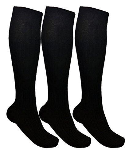 AlerHerren Socken Schwarz Schwarz