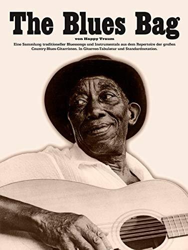 Happy Traum: The Blues Bag: Noten, Sammelband für Gitarre