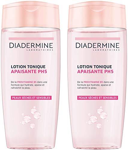 Diadermine - Lotion Tonique Apaisante - 200 ml - Lot de 2