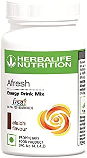 Herbalife Afresh Energy Drink Mix 50 Grams (Elaichi Cardamom)