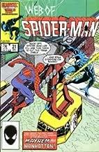 Web of Spider-Man #21