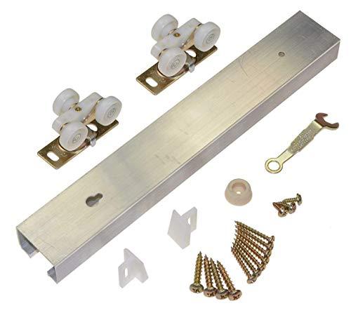 100PD Commercial Grade Pocket/Sliding Door Hardware (48