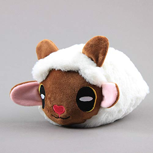 fangzhuo Juguete de Peluche Anime Lovely Sheep Peluches