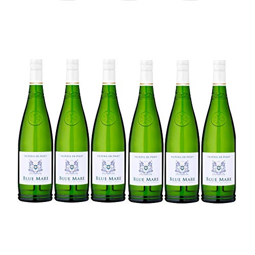 Picpoul de Pinet Weißwein französischer Wein trocken AOP Frankreich (6 Flaschen)