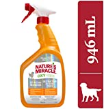 Nature's Miracle Orange Oxy Stain & Odor Remover Just for Dogs, Pet Stain