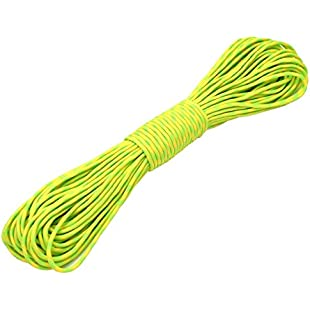 Paracord 550 100 ft - 30 metres   ideal for use outdoors, camping, in the garden or for braiding bracelets:Shizuku7148