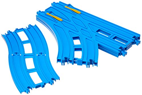 Pla double track turn out rail (L R 1 set for each input) R-28 (japan import)