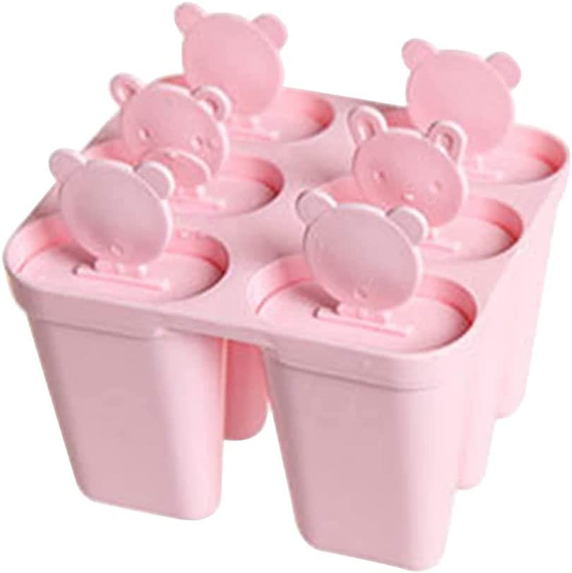 Special price Max 40% OFF JJINPIXIU Silicone Ice Cream Mold with Molds Stick Lolly