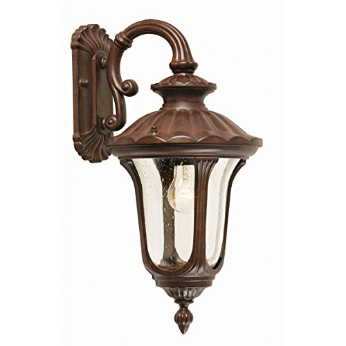 Chicago Outdoor Wall Lantern Size: Small