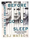 Before I Go to Sleep(Movie tie-in) (Chinese Edition) by S.J. Watson