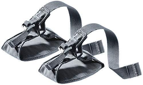 deuter Unisex– Erwachsene KC Foot Loops Zubehör Kindertrage, Graphite, One Size