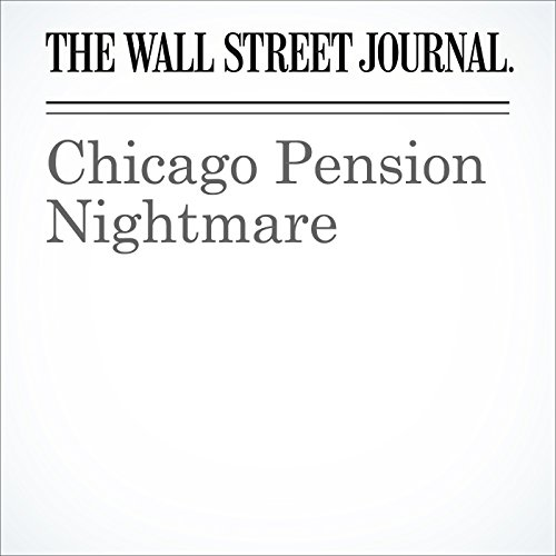 Chicago Pension Nightmare audiobook cover art