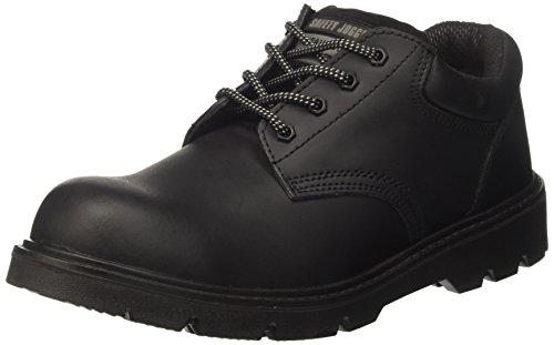 Safety Jogger X1110, Unisex - Erwachsene Arbeits & Sicherheitsschuhe S3, schwarz, (black BLK), EU 45