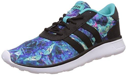 adidas Damen Lite Racer W Sneaker, Azul Menint Negbas Ftwbla, 37 1/3 EU