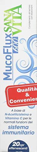 Sanavita Integratore Alimentare Mucoflux - 100 gr