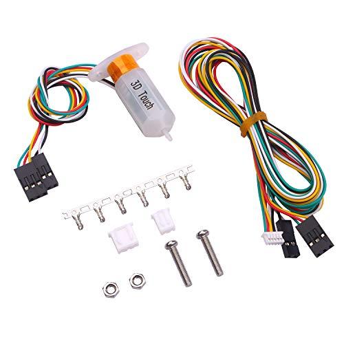 KKmoon Sensore di Livellamento Automatico della Stampante 3D Kit di Livellamento Automatico del Letto 3D Touch Accessori per Stampante 3D per la Stampa Miglioramento della Precisione