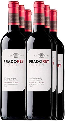 PRADO REY vino tinto roble Do Ribera del Duero botella 75 cl