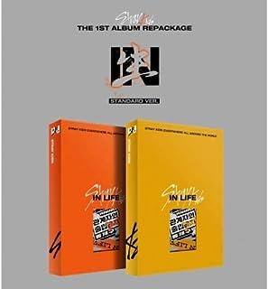【当店追加特典2点セット】【2種セット】【通常版】【ポスター筒に入れて】STRAY KIDS - 正規1集リパッケージ IN生 (IN LIFE) //cd/アルバム/一般版/ストレイキッズ/ストレイ