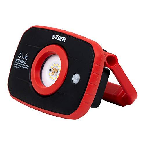 STIER UV-C Desinfektionslampe Entkeimungslampe SMD 270 nm 4400 mAh, UVC Lampe, UV-C Lampe, Sterilisator