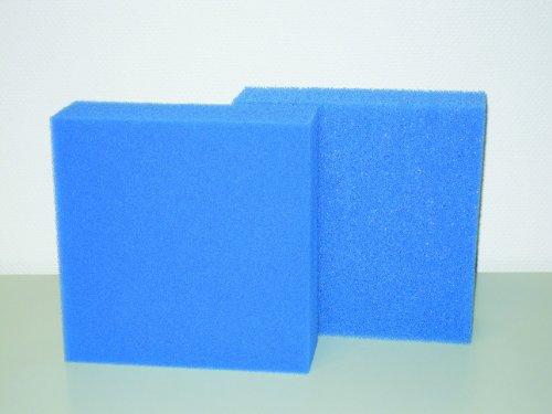 Éponge filtrante grossière bleue compatible avec Biotec 5/10/30.