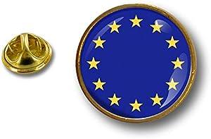 Spilla Pin pin's Spille spilletta Bandiera Badge Europa Unione Europea UE Giacca