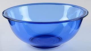 Pyrex Originals Cobalt Blue Mixing Bowl #325 USA 10