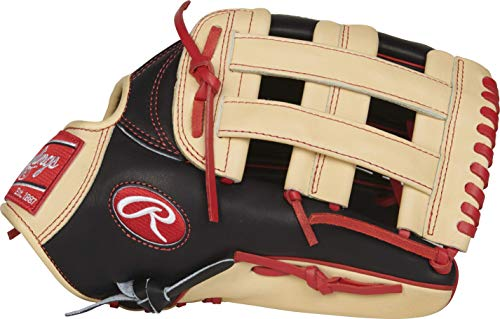 Rawlings PROBH34-RH Heart of The Hide Bryce Harper BB Gloves (Left Hand),...