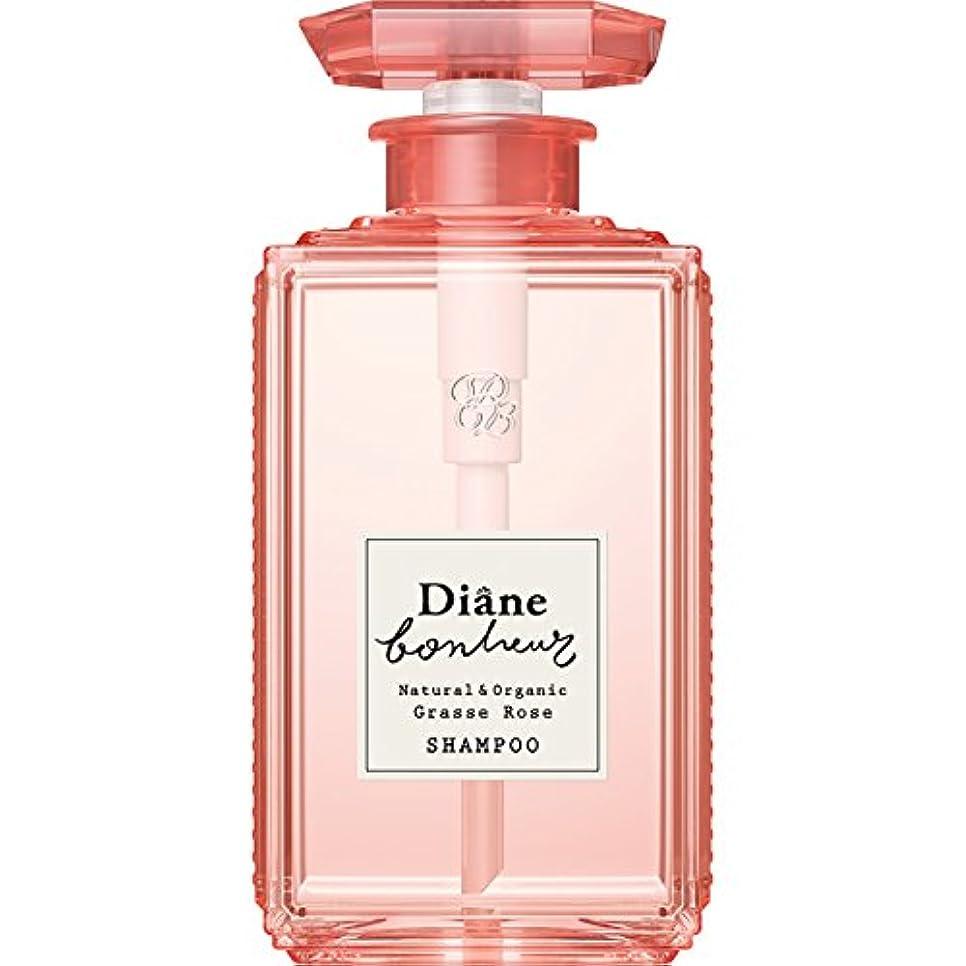 する見て時刻表ダイアン ボヌール グラースローズの香り ダメージリペア シャンプー 500ml