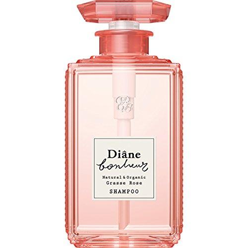 ダイアンボヌールグラスローズの香りダメージリペアシャンプー