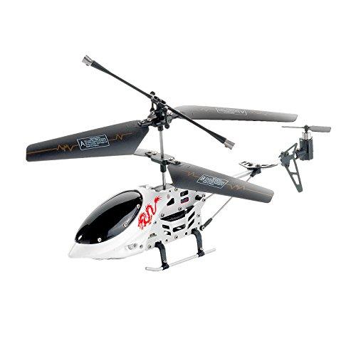 Joka RC IR 3-Canal Hélicoptère 9808 - Dragon Edition (blanc)