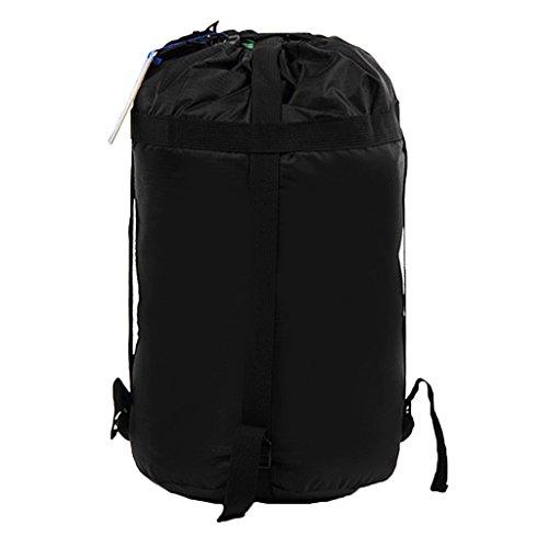 Gazechimp Schlafsackbeutel Kompressionsbeutel Kompression Packsack für Schlafsack, Mehrzweck Backpack, Transportsack - L