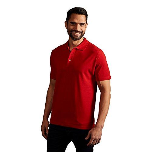 Promodoro Premium Poloshirt Herren, XS, Rot